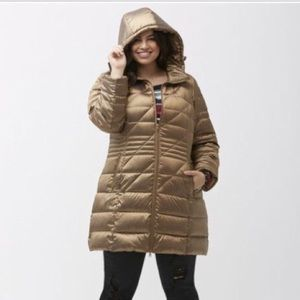 Lane Bryant Puffer Jacket